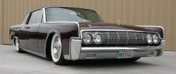723-horsepower 1964 Lincoln Continental